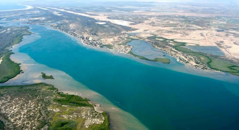 Resultado de imagen para Bahía de Altata-Ensenada